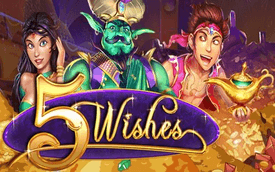 5 Wishes RTG slot