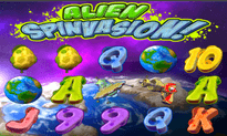 Alien Spinvasion, Rival slot
