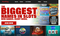Bodog Casino website