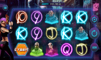Cyber Punk exclusie Bovada slot