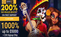 Brango Casino website