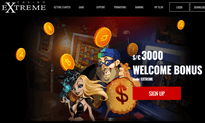 Casino Extreme website