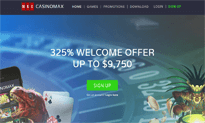 Casino Max website