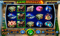 Cash Bandits 3 from RTG