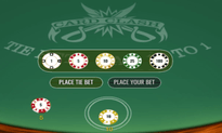 Card Clash casino table game