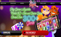 Cocoa Casino website