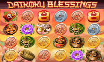 Daikoku Blessings slot by Rival