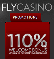 Fly Casino bonus promotions