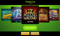 Gaming Club Microgaming casino