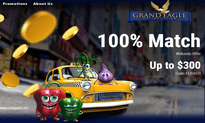 Grand Eagle Casino website