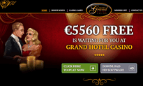 Grand Hotel Casino website