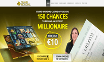 Grand Mondial Casino website