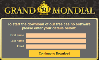 Grand Mondial download casino