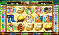 Hen House slot by RTG