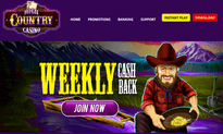 High Country Casino website