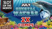 Slot of the month, July 2020 - Crystal Waters