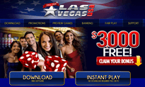 Las Vegas USA website