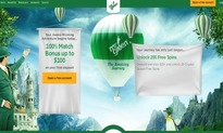 Mr Green Casino website