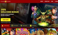 Planet 7 Casino website