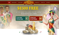 Players Palace Casino website