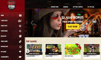 Red Stag Casino website