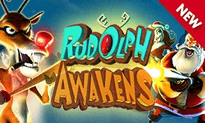 Rudolph Awakens slot by RTG