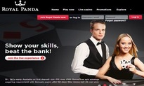 Royal Panda live dealer casino