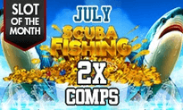 Slot of the month - Scuba Fishing