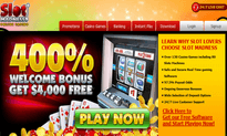 Slot Madness Casino website
