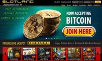 Slotland Casino website