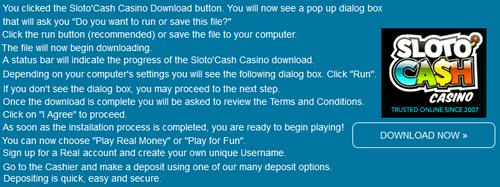 Slotocash Download