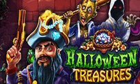 Halloween Treasures slot