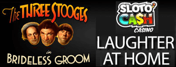 Sloto'Cash April 2020 triple bonus, The Three Stooges
