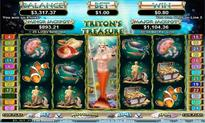 Triton's Treasure slot