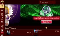 Spartan Slots Casino website
