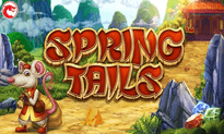 Spring Tails by Betsoft