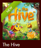 The Hive slot - new in June 2020 by Betsoft