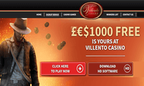 Villento Casino website